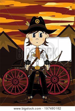 Cowboys & Chuck Wagon