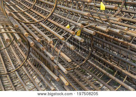 Reinforcement Rebar Cages