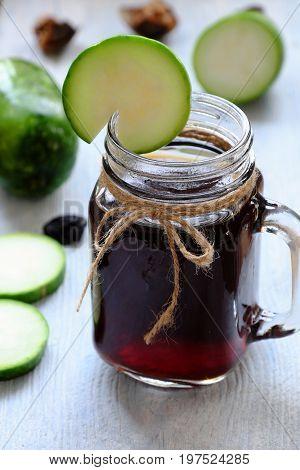 Wax Gourd Tea, Hot Day Beverage