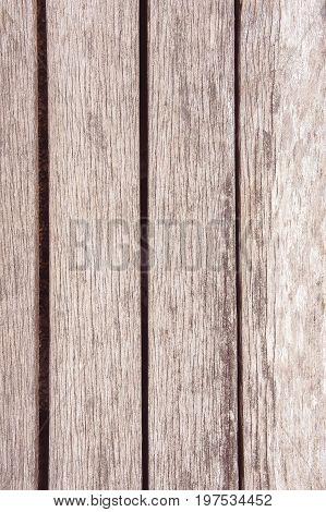 Texture retro old wood slat background , detail old wood