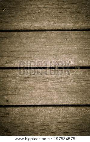 Texture slat old wood background , grunge style
