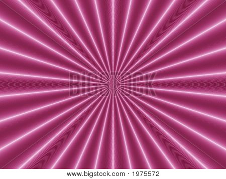 Optical Illusion Purple Nova