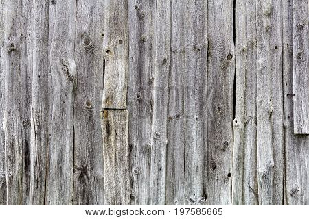 old unpainted gray wood wall background texture