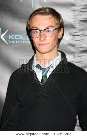 LOS ANGELES - DEC 14:  Bobby Preston attends the