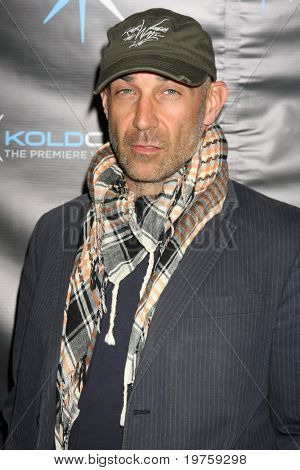 LOS ANGELES - DEC 14:  David Dayan Fisher attends the
