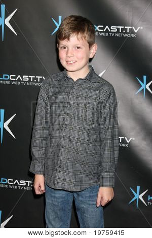 LOS ANGELES - DEC 14:  Declan Beaty attends the