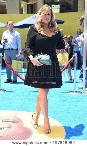 LOS ANGELES - JUL 23:  Jennifer Coolidge arrives for the