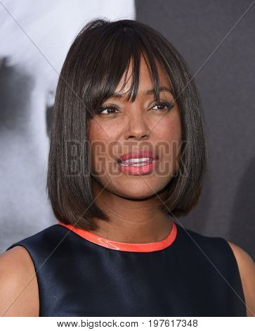 LOS ANGELES - JUL 24:  Aisha Tyler arrives for the