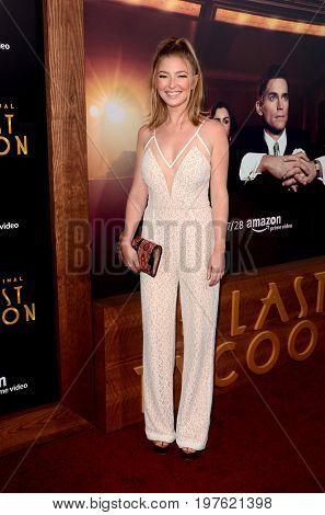 LOS ANGELES - July 27:  Diana Hopper at