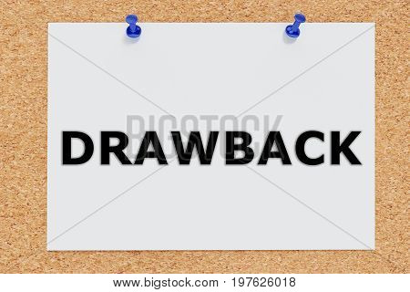 Drawback  - Professional Concept