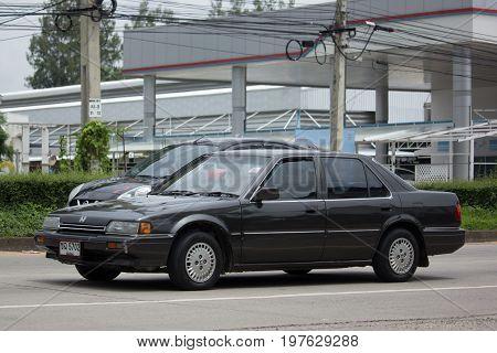 Private Car Honda Accord