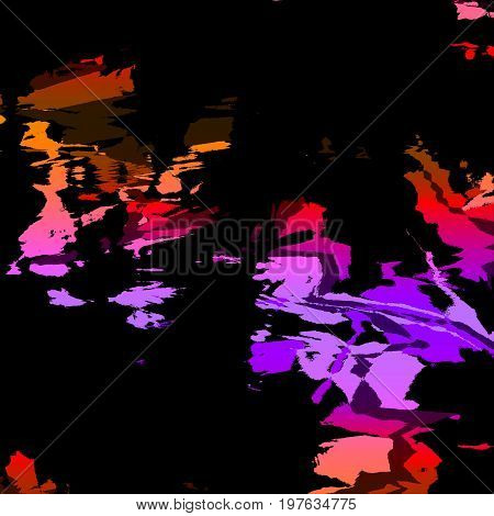 Abstract vector background in bright colors. Vector EPS 10