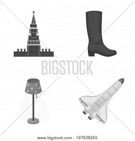 business, textiles, tradeand other  icon in monochrome style. universe, information, tourism icons in set collection.
