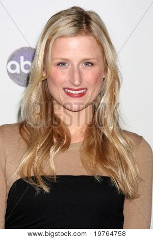 LOS ANGELES - JAN 10:  Mamie Gummer arrives at the Disney ABC Television Group's TCA Winter 2011 Press Tour Party at Langham Huntington Hotel on January 10, 2011 in Pasadena, CA