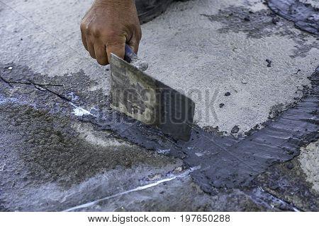 Repair Concrete Cracks