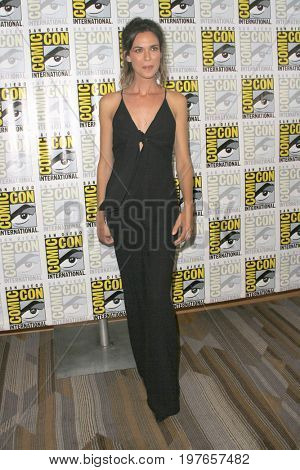 SAN DIEGO - July 22:  Odette Annable at Comic-Con Saturday 2017 at the Comic-Con International Convention on July 22, 2017 in San Diego, CA