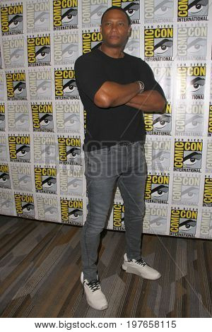 SAN DIEGO - July 22:  JDavid Ramsey at Comic-Con Saturday 2017 at the Comic-Con International Convention on July 22, 2017 in San Diego, CA