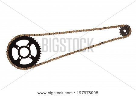 Wheel Chain Wheel Iron chain sprocket hanging