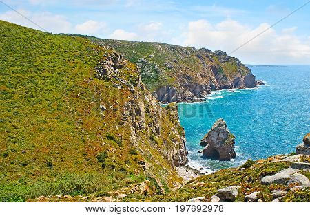 The Cliffs Of Cape Roca