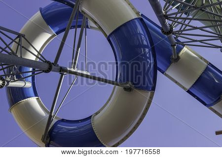 Water Slides Constructions 3