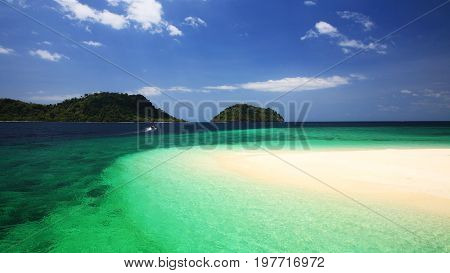 Andaman Blue Sea, Thailand