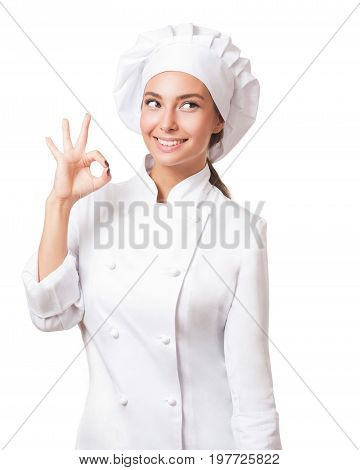 The Beautiful Chef.