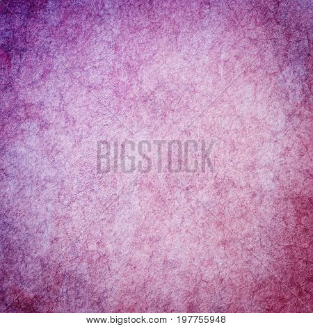 Abstract grunge violet craquelure old style textured background