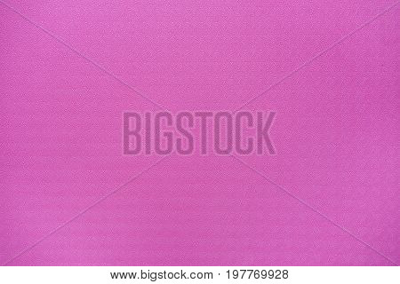 pink yoga mat texture and background, close up