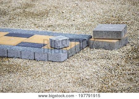 Paving Stones For Sidewalk