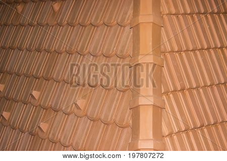 New Clay Roof Tiles