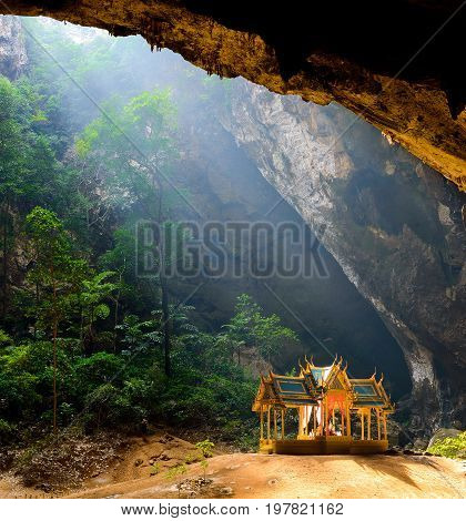Phraya Nakhon Cave Is The Most Popular Attraction Is A Four-gabled Pavilion Constructed During The R