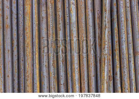 Steel Bars Background 2