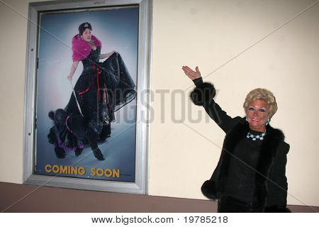 LOS ANGELES - FEB 17:  Mitzi Gaynor arrives at the Opening of