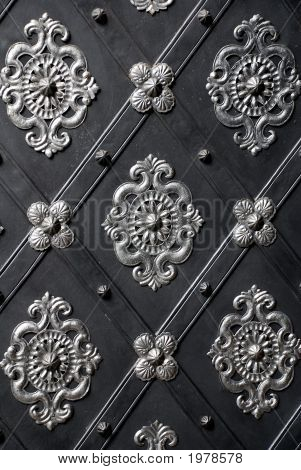 Antient Door Detail