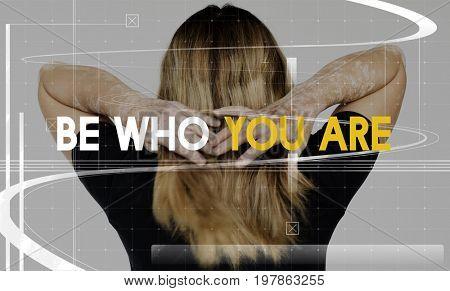 Be yourself motivation inspiration aspiration