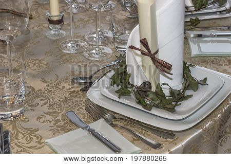 Wedding Guest Table Decorations 3