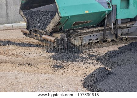 First Layer Of Asphalt 2
