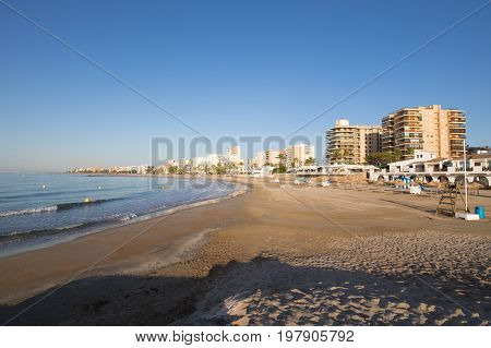 Heliopolis Beach In Benicassim