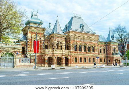 The Historic Mansion Igumnov House