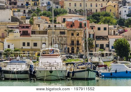 With the passage of time this Sicilian place was transformed from fishing port to a touristic one