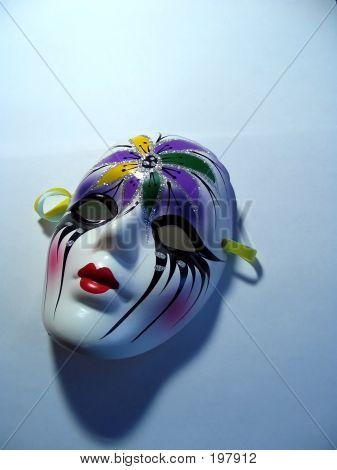 Italy Mask