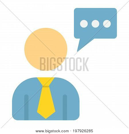 Seo Consulting flat icon, seo and development, support sign vector graphics, a colorful solid pattern on a white background, eps 10.