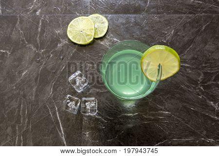 Vintage Gin Gimlet