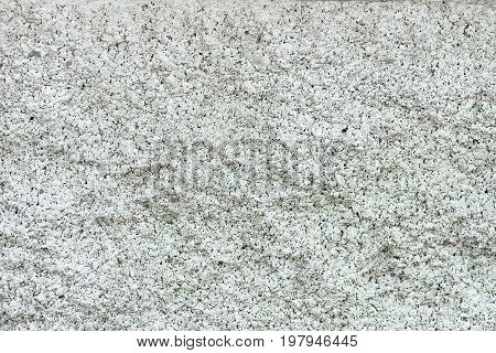 White porous spongy bossed plaster wall background foamed texture uneven grainy backdrop wallpaper template