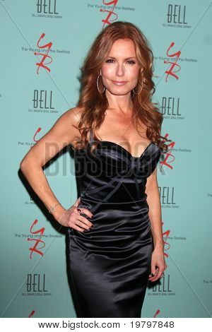 LOS ANGELES - MAR 18:  Tracey E. Bregman arriving at The Young & the Restless 38th Anniversary Party Hosted by The Bell Family at Avalon Hotel on March 18, 2011 in Beverly HIlls, CA