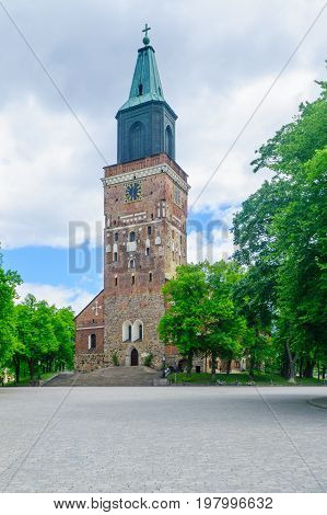 The Cathedral, In Turku