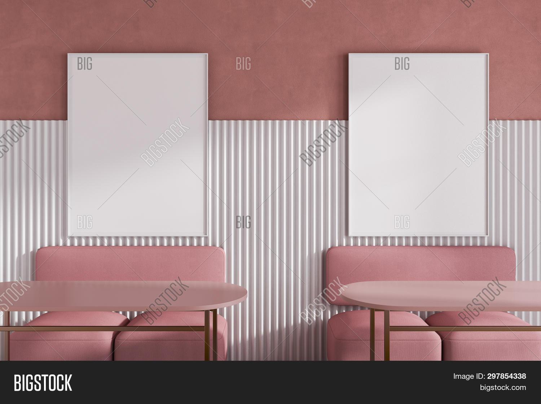 Interior Bright Pink Image Photo Free Trial Bigstock