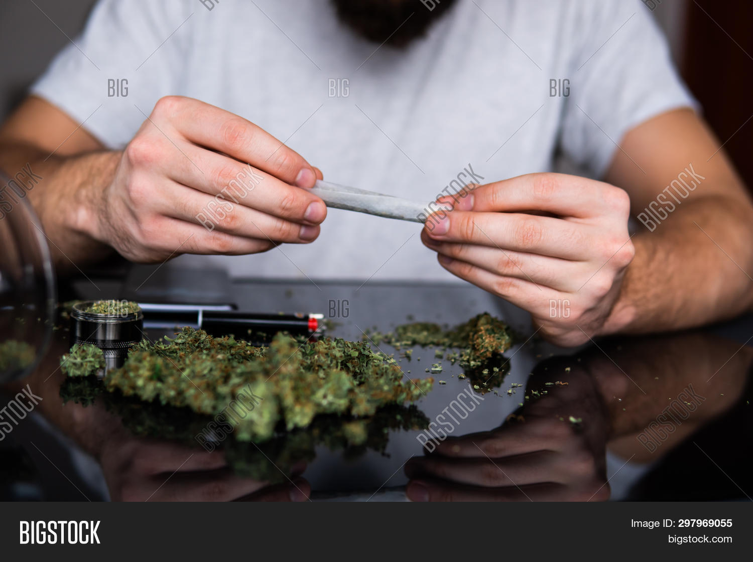 Drugs Narcotic Concept Image Photo Free Trial Bigstock