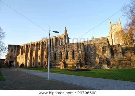 Ruins of Dunfermline Abbey