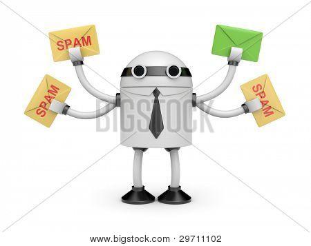 Antispam bot